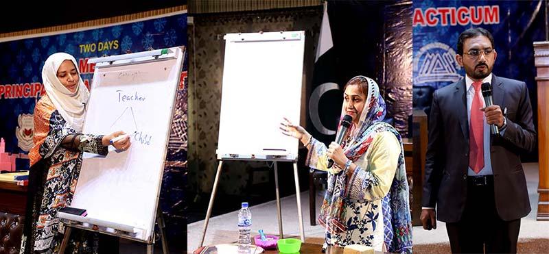 MES training workshop
