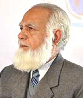 Dr Muhammad Aslam Ghauri Vice-Chancellor MUL