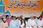 Monthly Spiritual Gathering of Gosha-e-Durood - July 2010