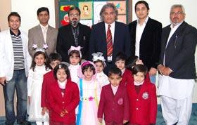 Prize Distribution Ceremony of Laurel Home School Gujranwala