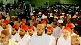 Monthly Spiritual Gathering - June 2012