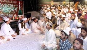 Monthly Spiritual Gathering (September 2012)