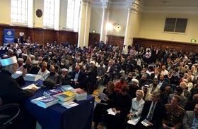 Dr Tahir-ul-Qadri launches Islamic Curriculum on Peace and Counter-Terrorism in UK