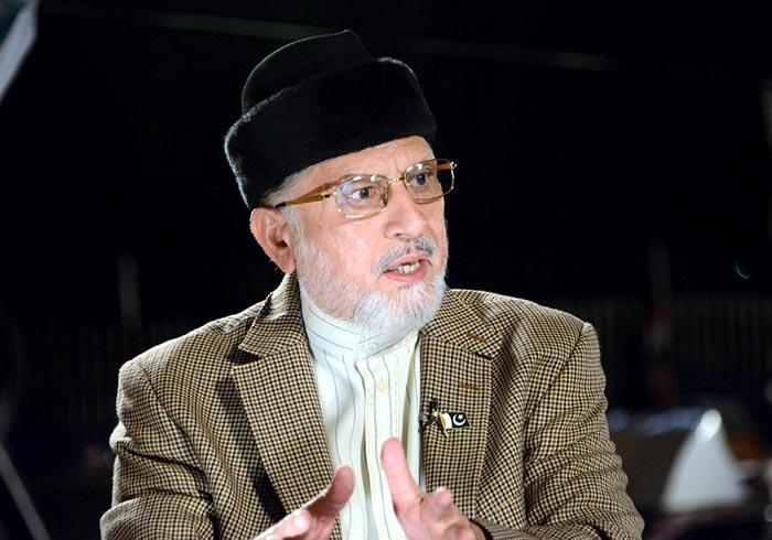 No resolution of Kashmir issue without Kashmiris' will: Dr  Tahir-ul-Qadri