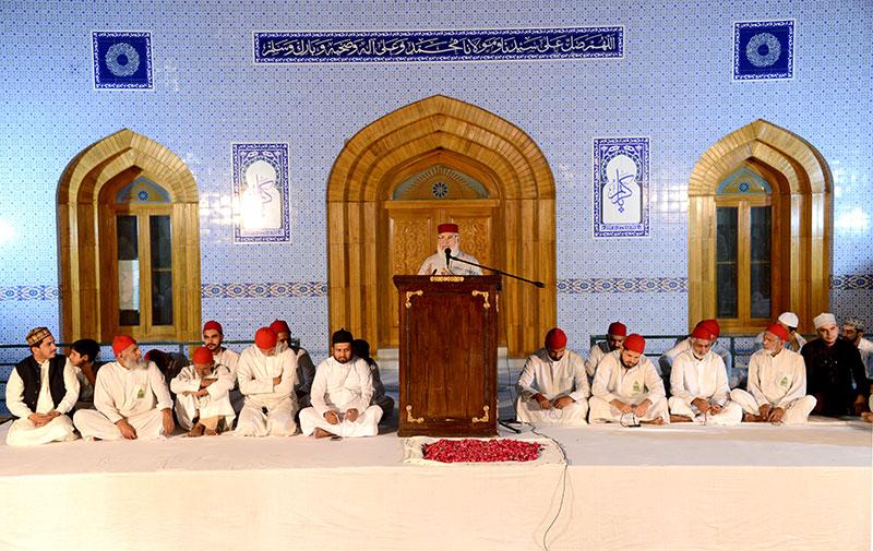 Spiritual gathering of