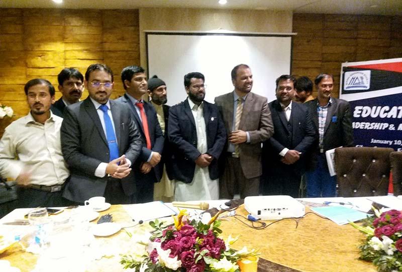 منہاج ایجوکیشن سوسائٹی کے زیراہتمام فیصل آباد میں ایجوکیشنل ٹریننگ ورکشاپ